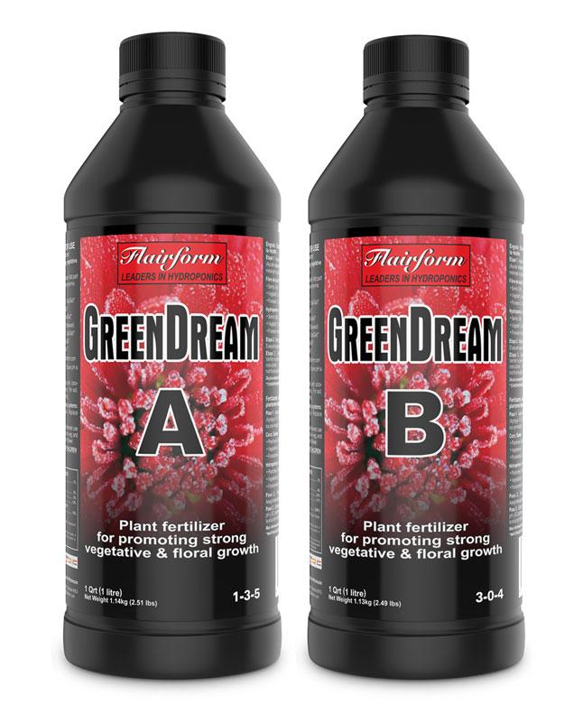 Flairform Green Dream A&B Nutrient