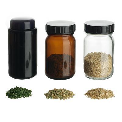 Miron Glass Wideneck Jar
