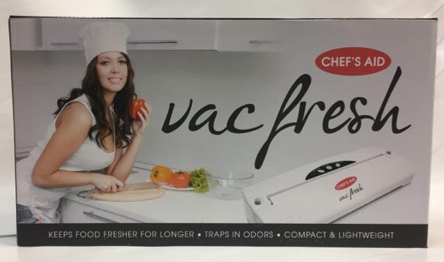VAC FRESH MACHINE | CHEFS AID