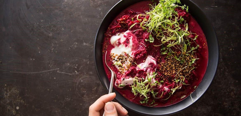 Recipe | Hemp Borscht