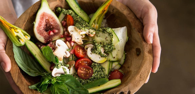Recipe | Raw Zucchini & Hemp Pasta