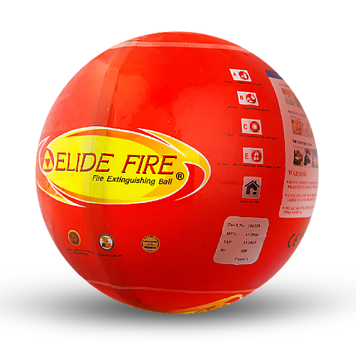 Elide Fire Extinguishing Ball
