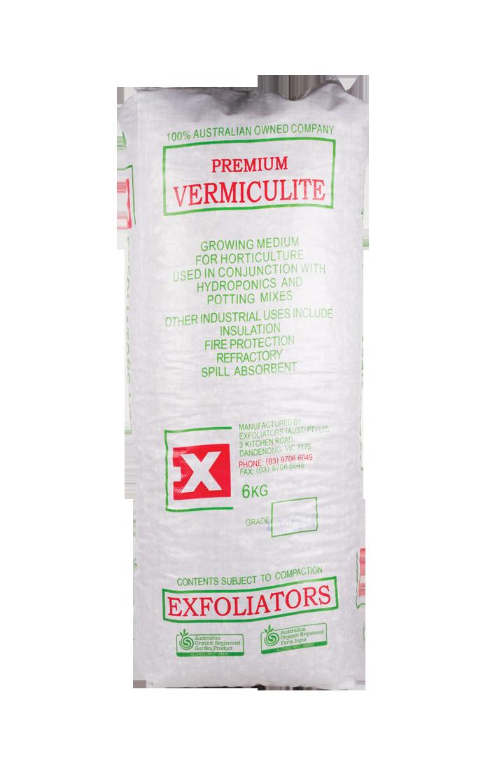 Premium Vermiculture Grade 4 100L
