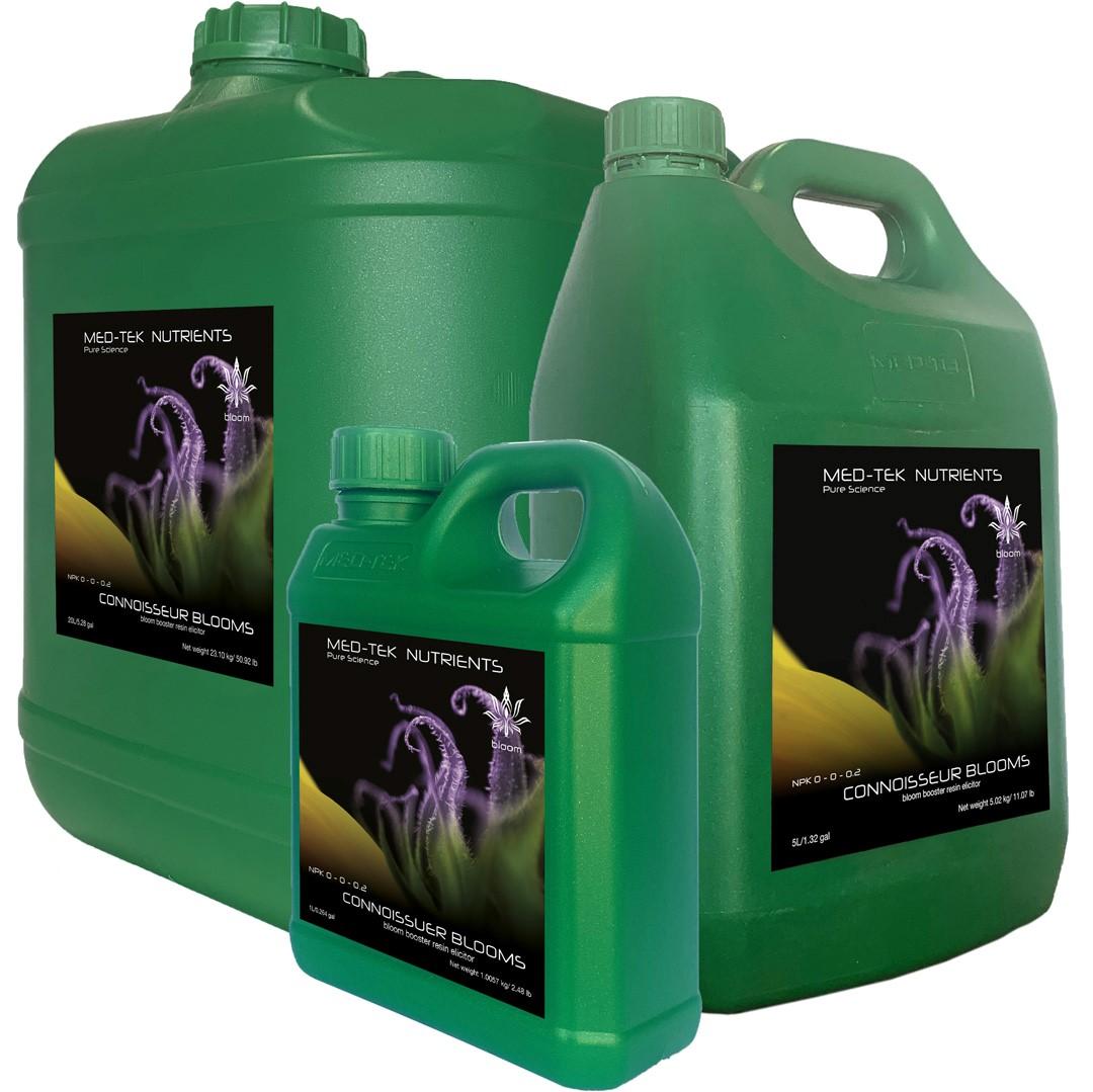 MED-TEK Connoisseur Blooms Nutrient