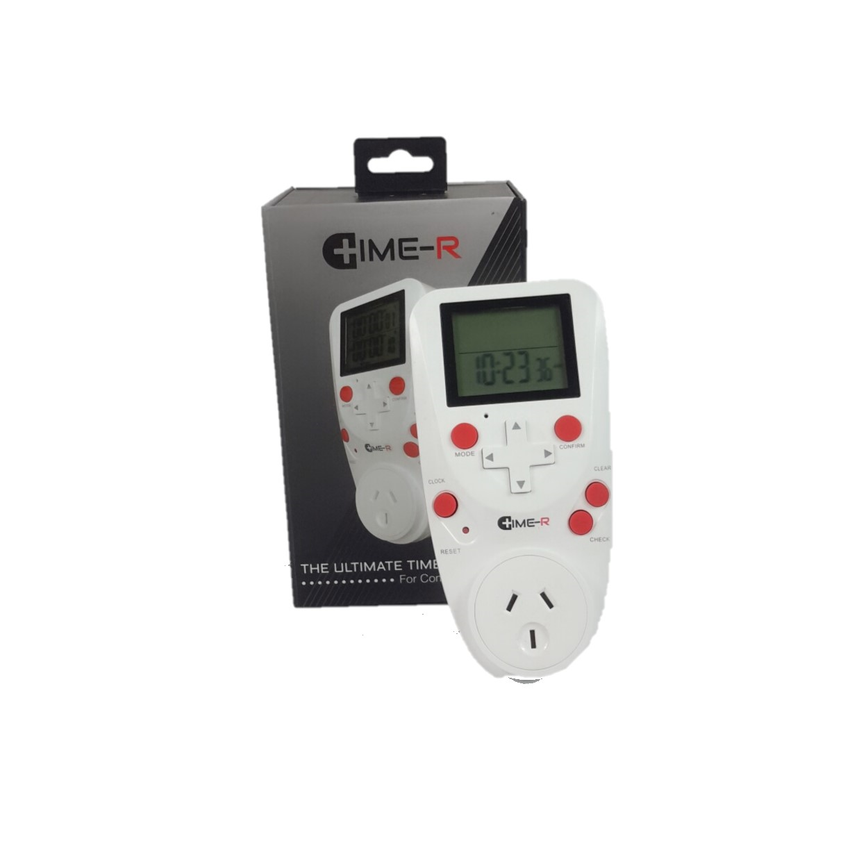 Timer-R DIGITAL TIMER with 1 second timing