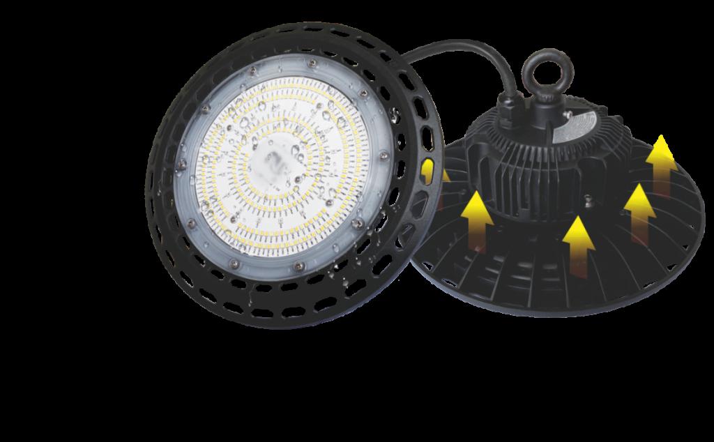 Pro-Grow-LED-Light-100-200-300W-UFO