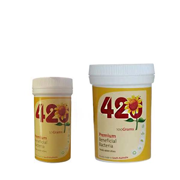 420 Premium Beneficial Bacteria