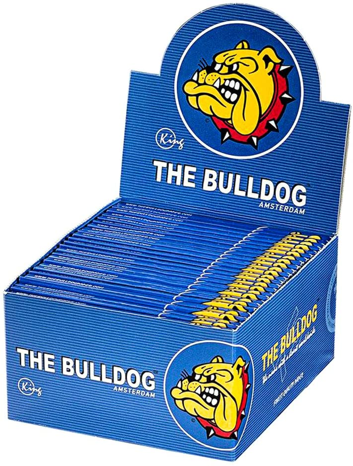 Bulldog King Size Regular Paper