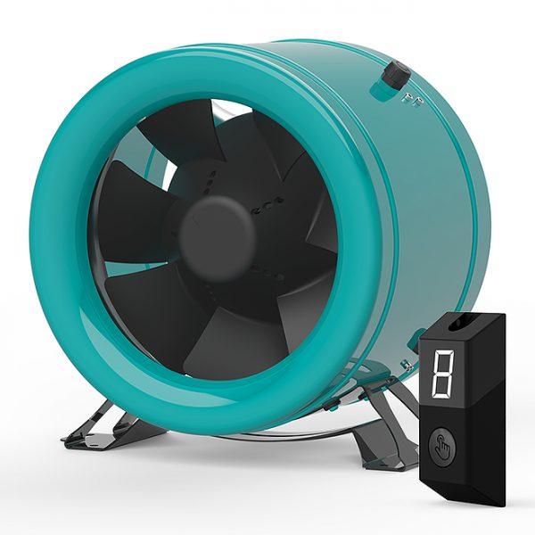 Sigilventus EC Mixed Flow Inline Fan