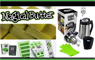 Magical Butter Machine Kit