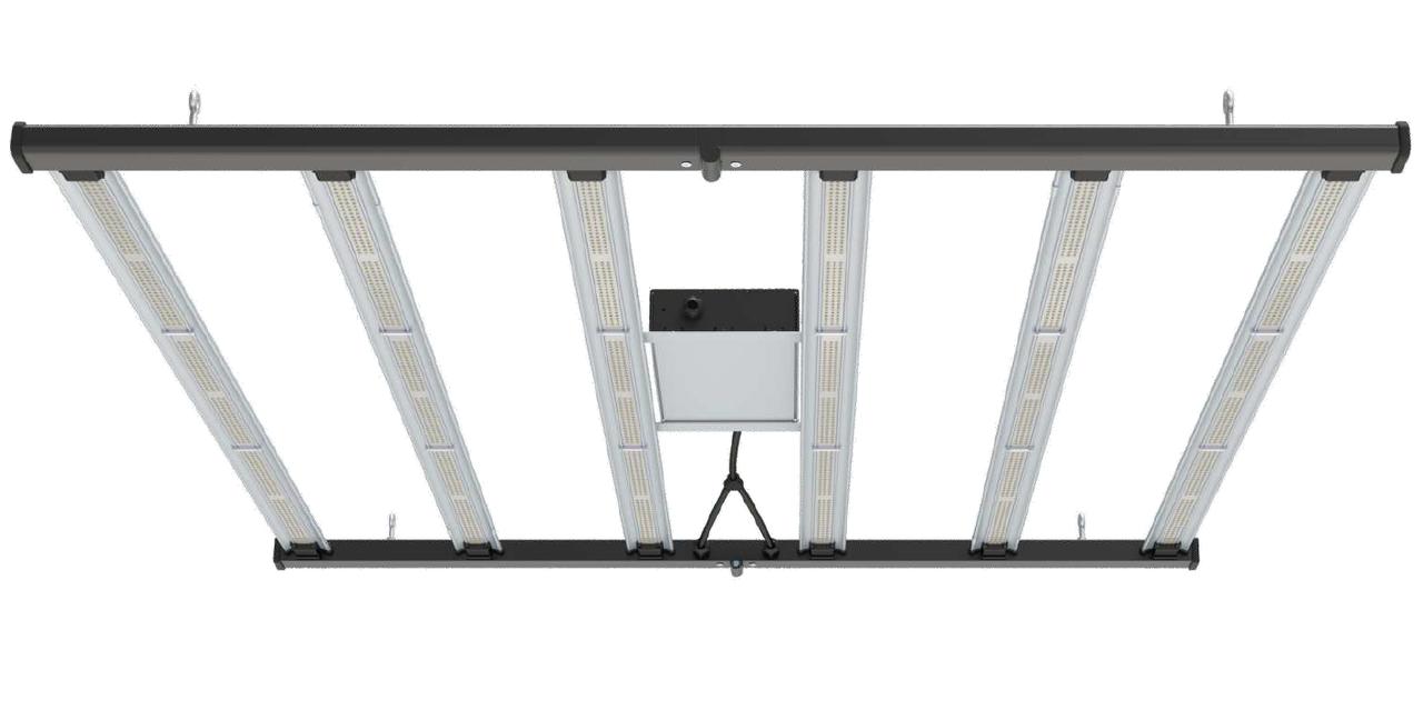 4 x Power Plant 630 watt LED Pro Six Bar Lights